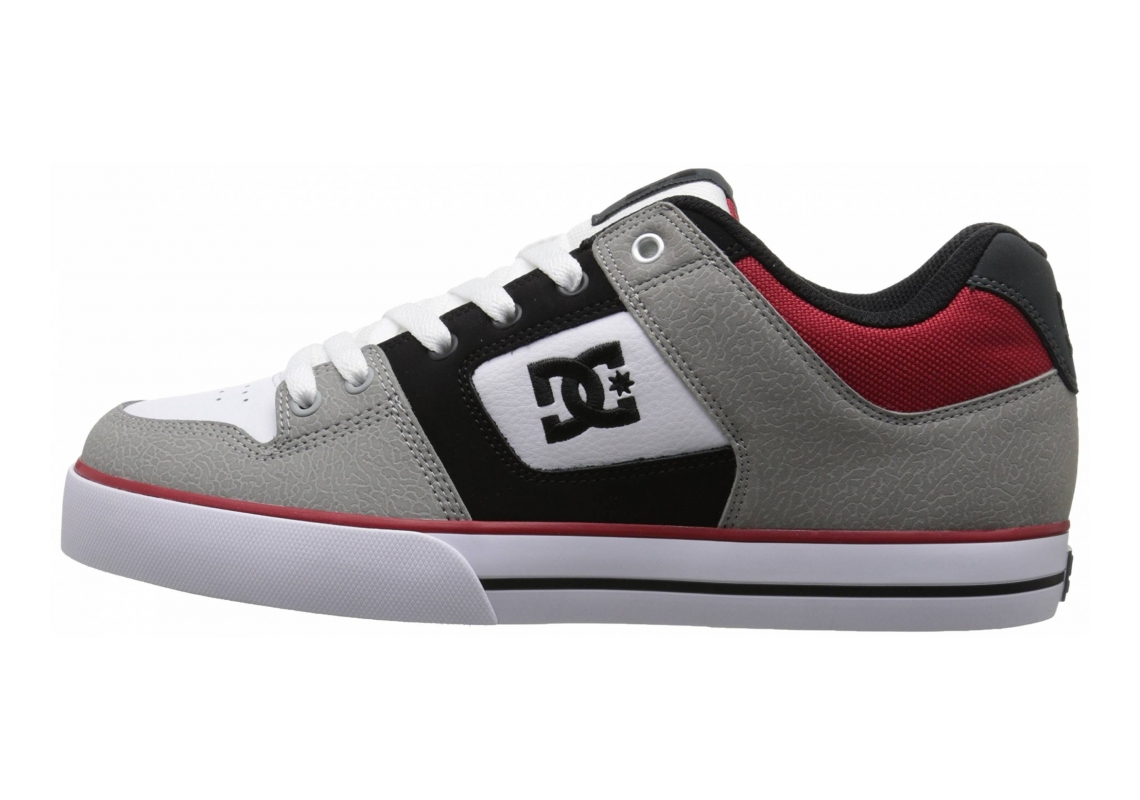 DC Pure Grey/Black/Red