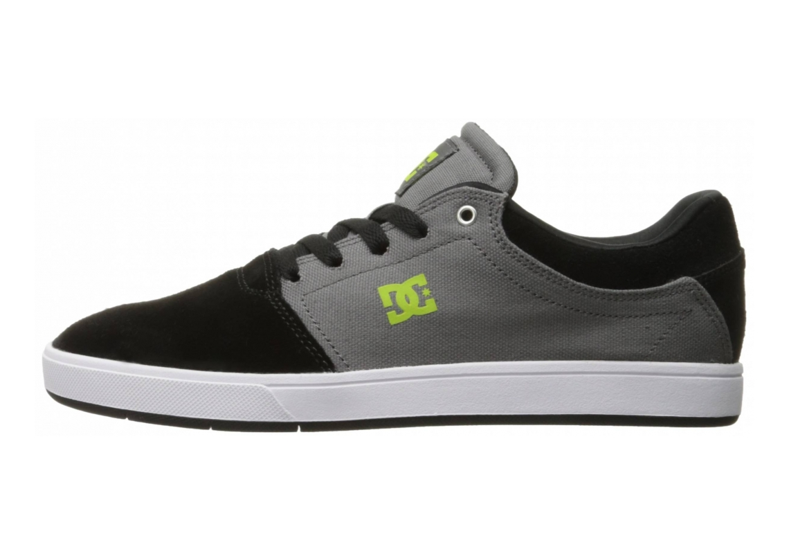 DC Crisis Grey/Black/Green