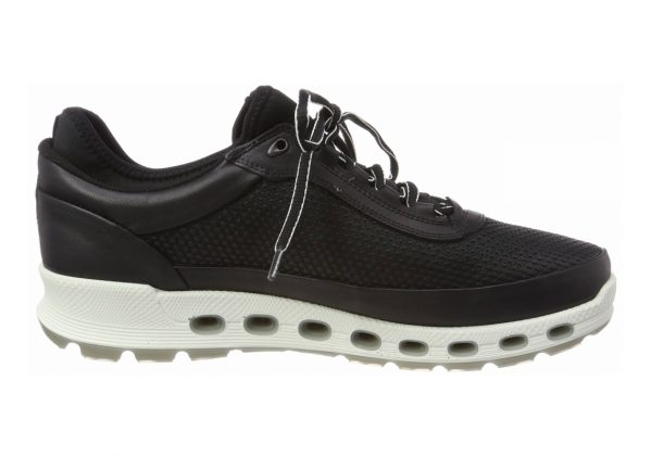Ecco Cool 2.0 Textile GTX Black/Black Dritton Cow Leather/Textile