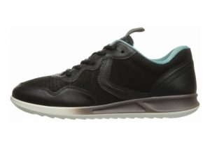 Ecco Genna Sneaker Black/Black
