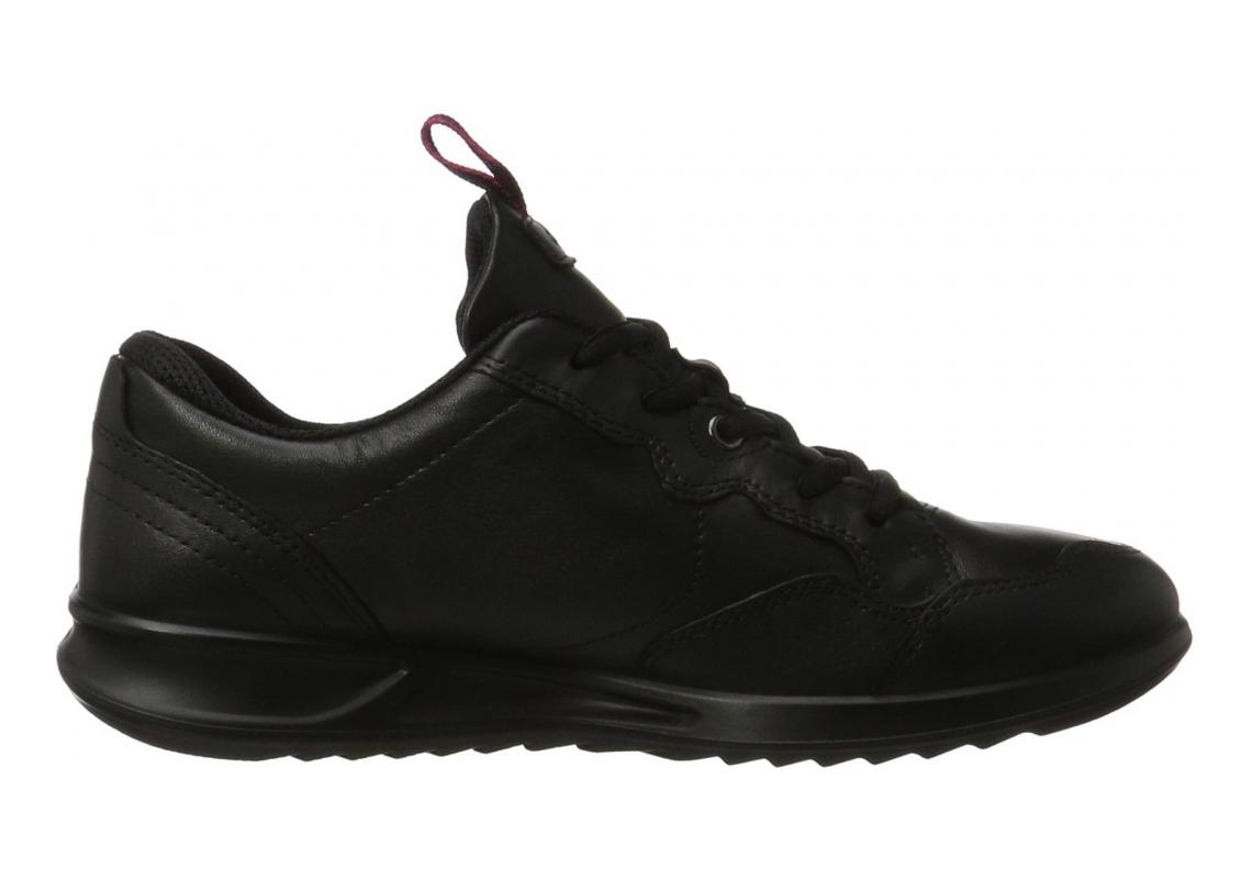 Ecco Genna Sneaker Black (Black 1001)
