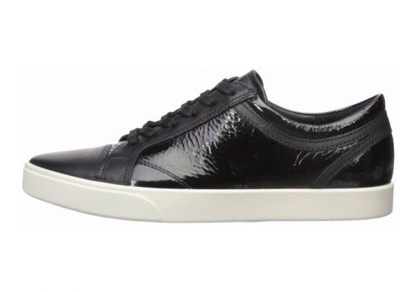 Ecco Gillian Sneaker Black/Black