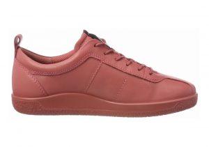 Ecco Soft 1 Sneaker Rosa (Rosato)
