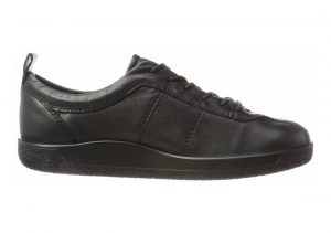 Ecco Soft 1 Sneaker BLACK