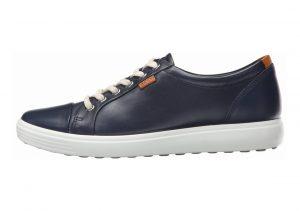 Ecco Soft 7 Sneaker Azul (Marine 1038)