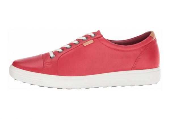 Ecco Soft 7 Sneaker TOMATO