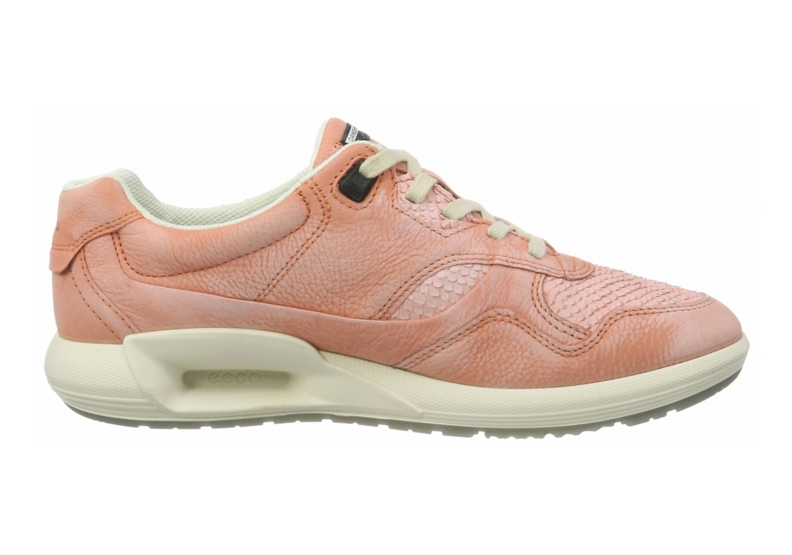 Ecco CS16 Low Orange (59441coral Blush/Coral)
