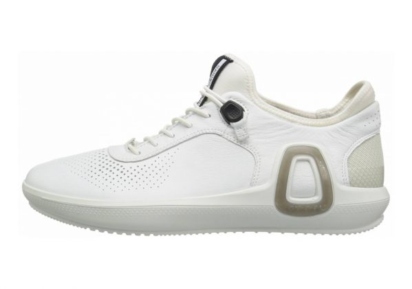 Ecco Intrinsic 3 Leather White