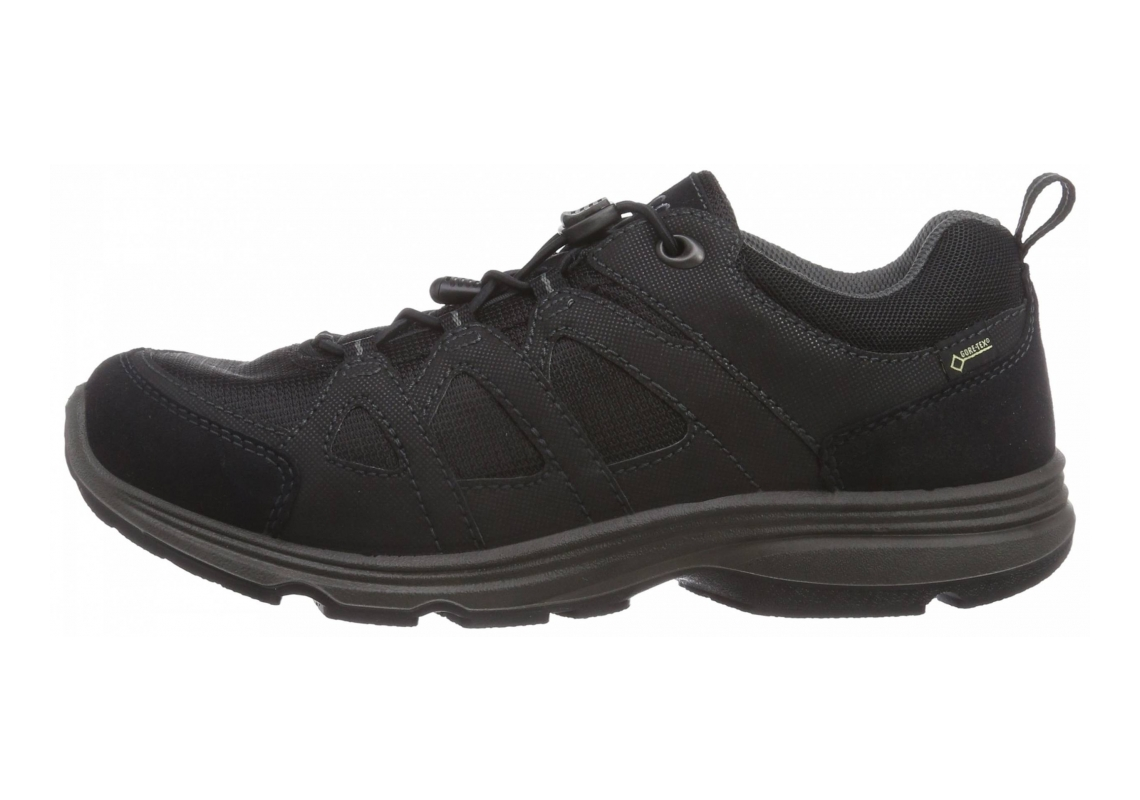 Ecco Light IV Black/Black (Black/Black51052)