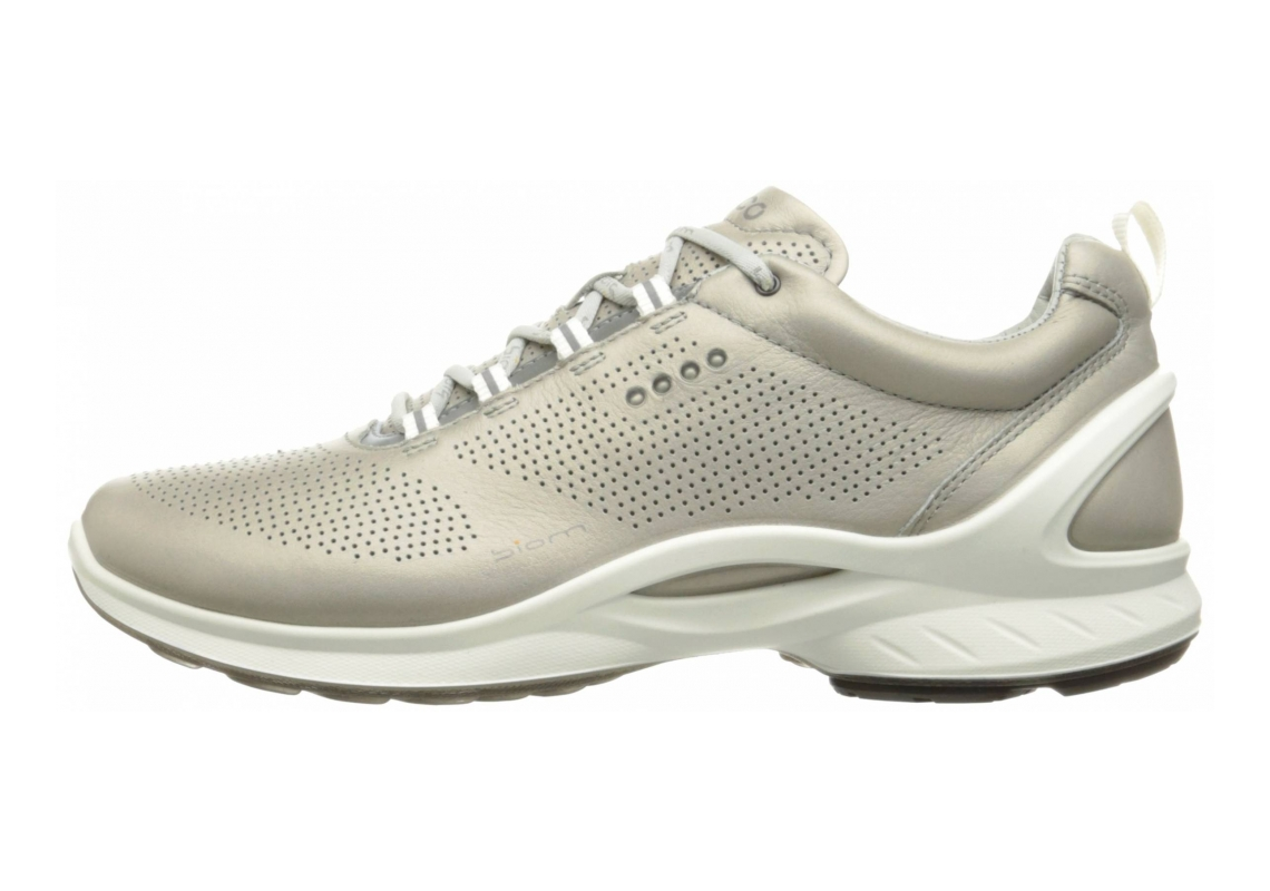 Ecco BIOM Fjuel Train Silver