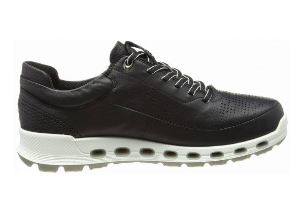 Ecco Cool 2.0 Leather GTX Black