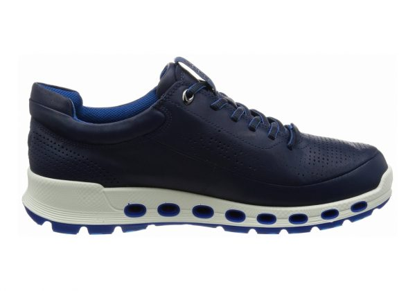 Ecco Cool 2.0 Leather GTX Navy