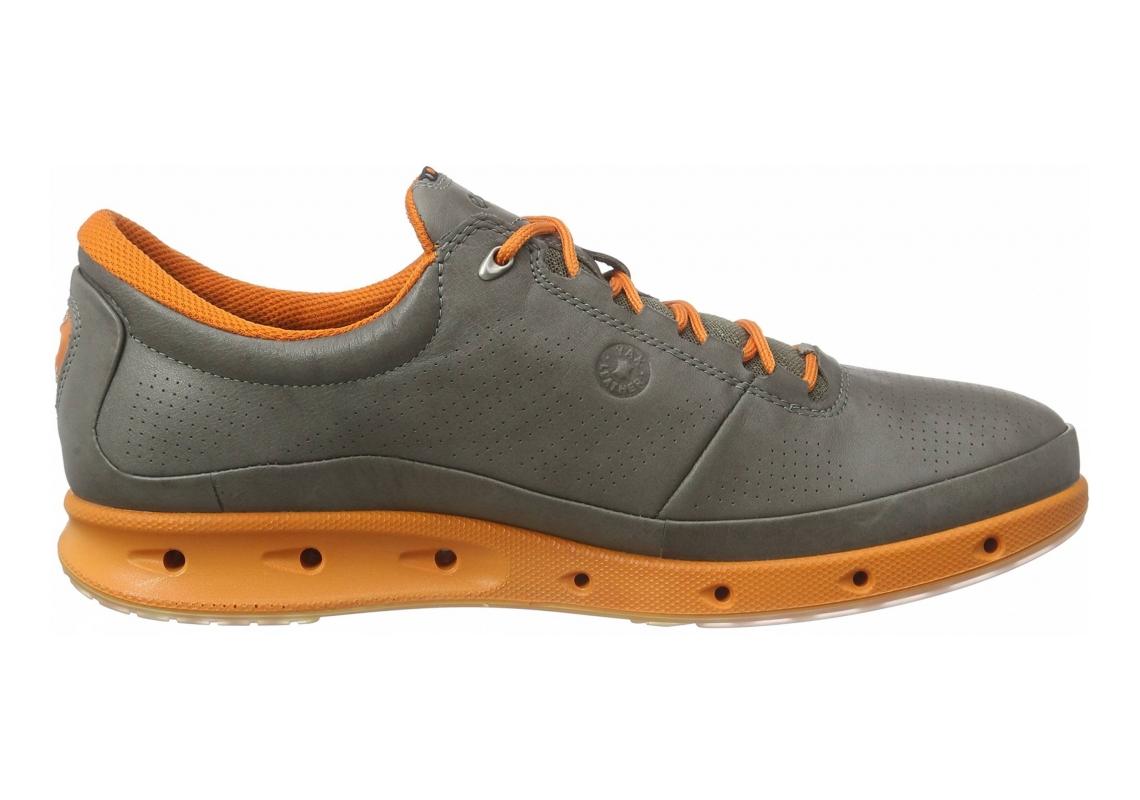 Ecco Cool GTX Warm Grey/Orange