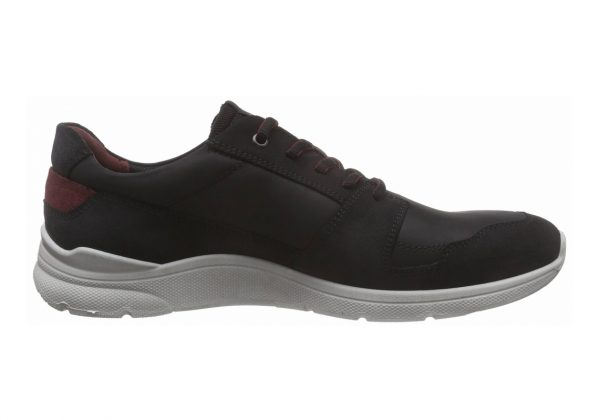 Ecco Irondale Retro Low Black/Black