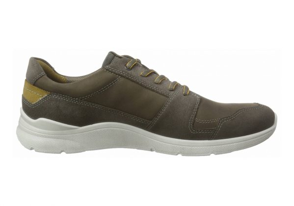 Ecco Irondale Retro Low Warm Grey/Tarmac