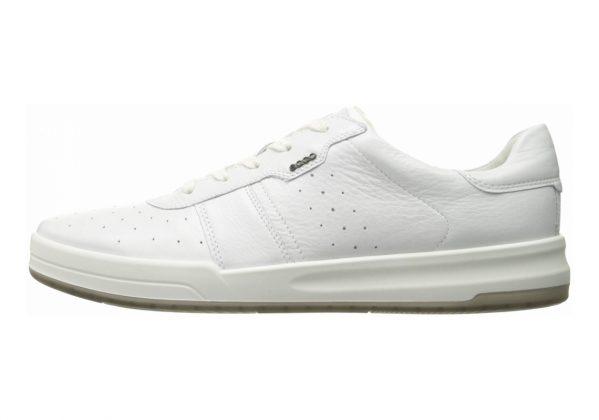 Ecco Jack Sneaker White