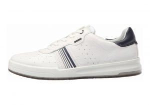Ecco Jack Sneaker White Lexi
