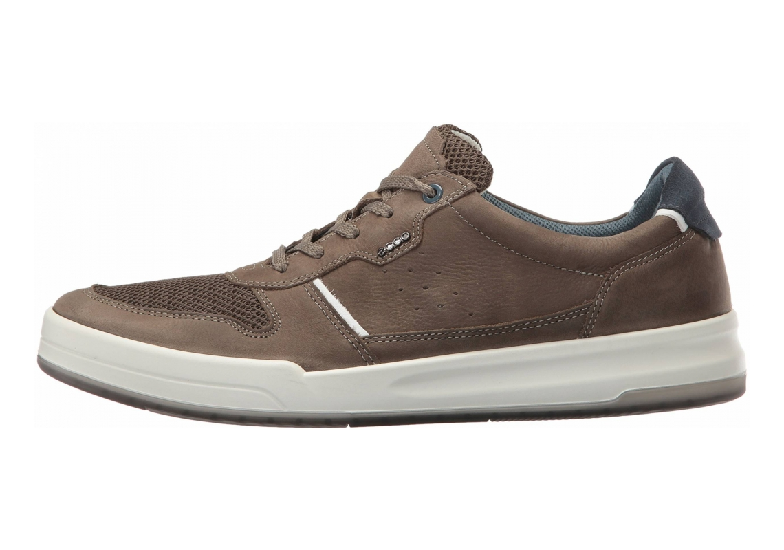 Ecco Jack Summer Sneaker Brown