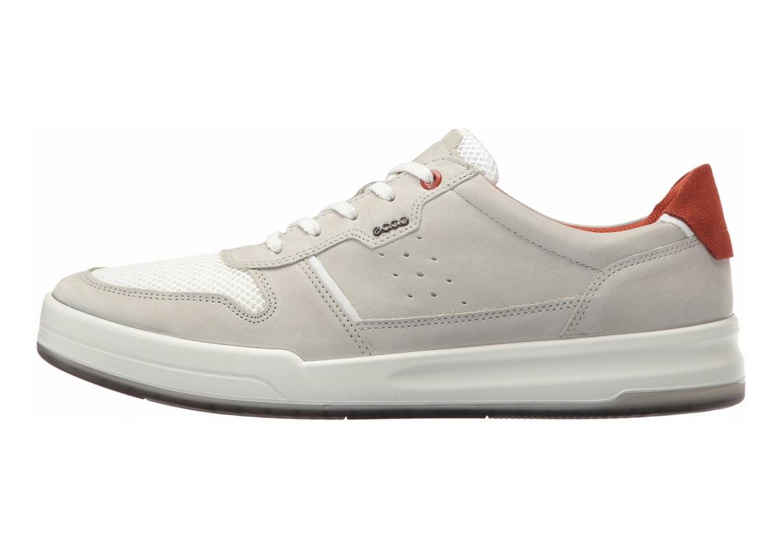 Ecco Jack Summer Sneaker Wild Dove/white