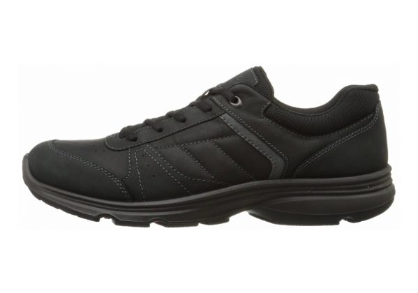 Ecco Light IV Black/Black/Dark Shadow (Black/Black/Dark Shadow57099)