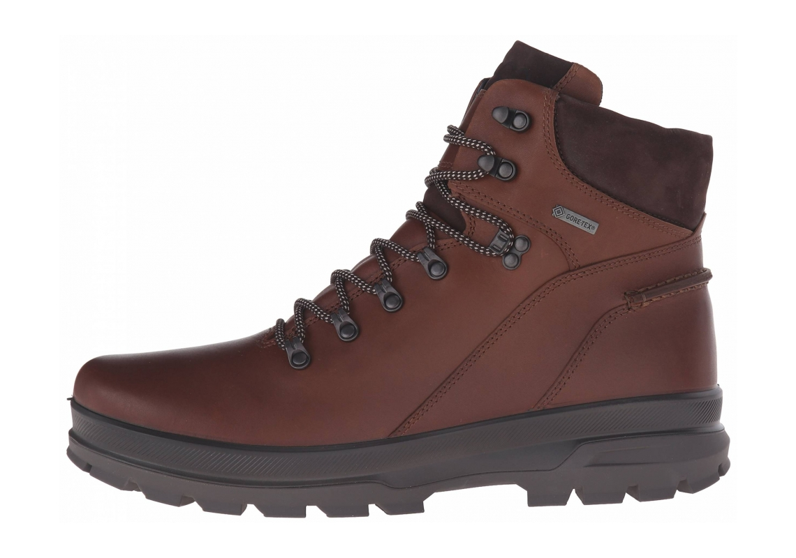 Ecco Rugged Track GTX High Bison/Mocha