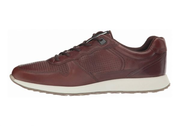 Ecco Sneak Trend Brown