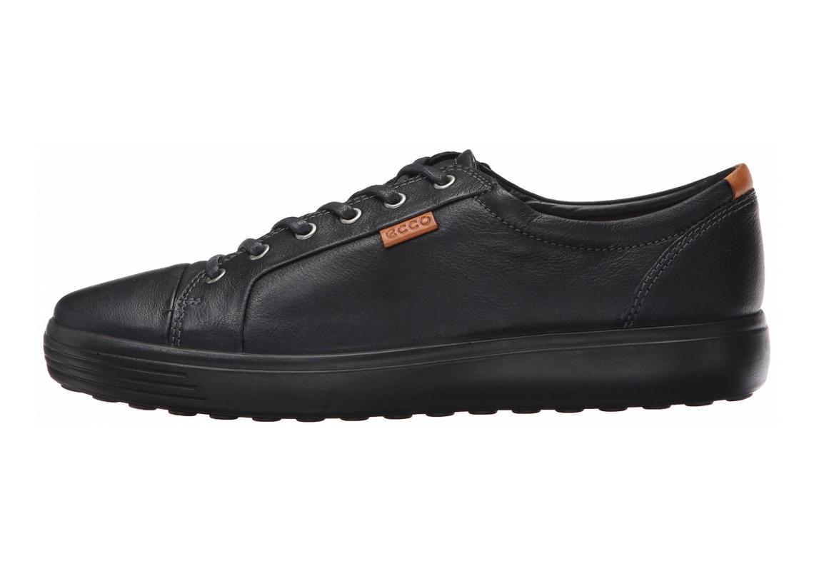 Ecco Soft 7 Sneaker BLACK/BLACK