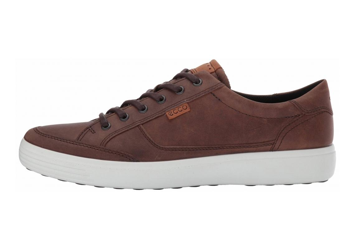 Ecco Soft 7 Sneaker Cocoa Brown
