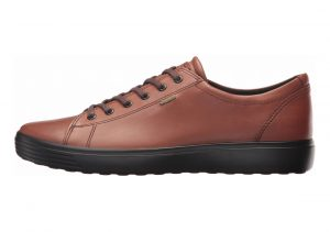 Ecco Soft 7 Low GTX Brown
