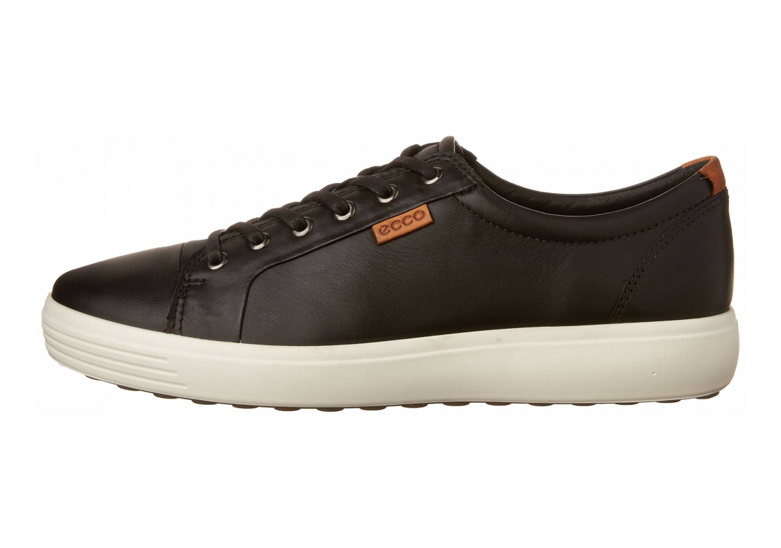 Ecco Soft 7 Sneaker Black