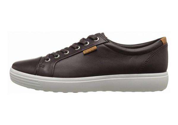 Ecco Soft 7 Sneaker MOCHA