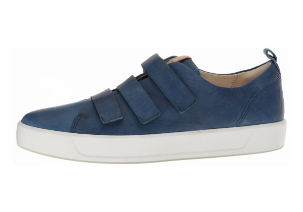 Ecco Soft 8 Strap Indigo/Powder
