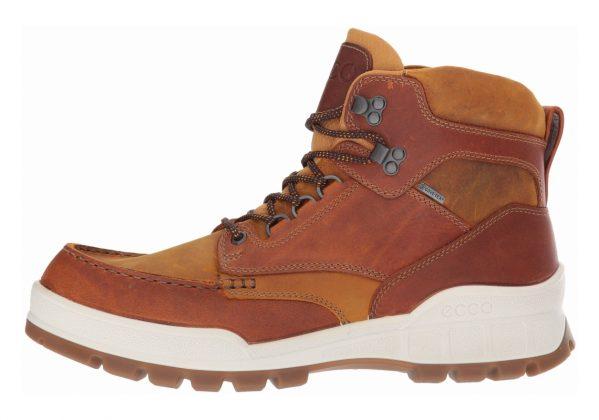 Ecco Track 25 High Amber/Oak