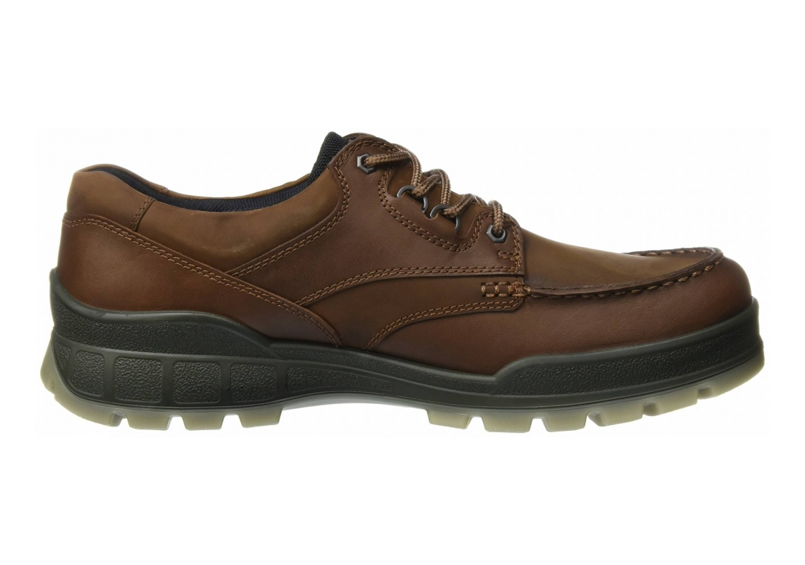 Ecco Track 25 Low Bison/Bison