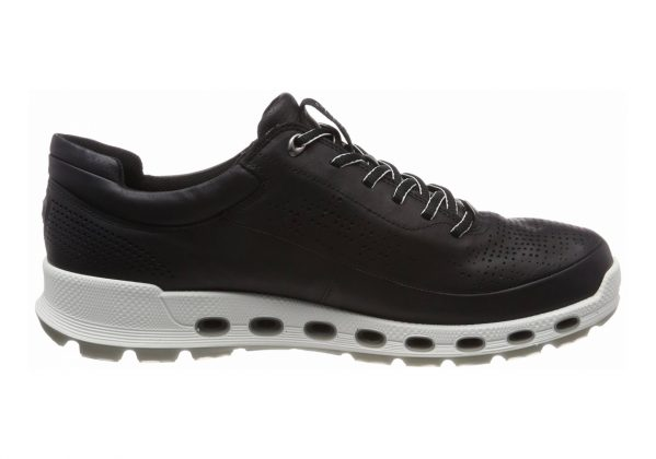 Ecco Cool 2.0 Leather GTX Black Leather