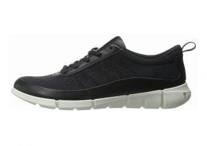 Ecco Intrinsic Knit Black/Black