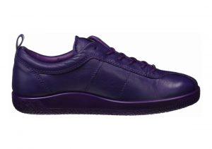 Ecco Soft 1 Sneaker Morado (Crown Jewel)