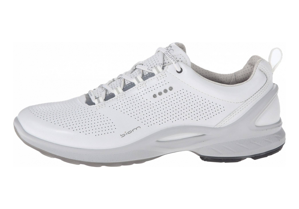 Ecco BIOM Fjuel Train White