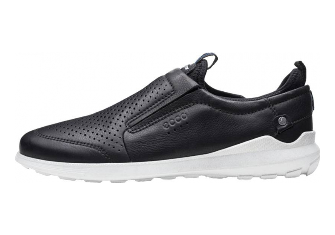 Ecco Transit Slip On Black