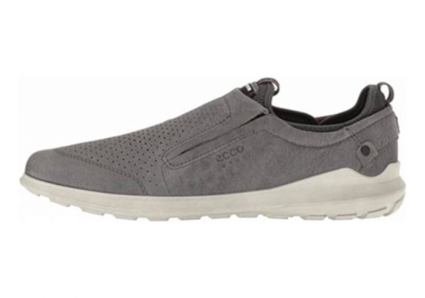 Ecco Transit Slip On Dark Shadow