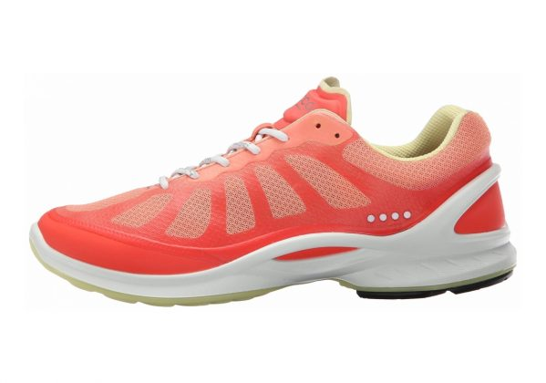 Ecco BIOM Fjuel Racer Coral Blush