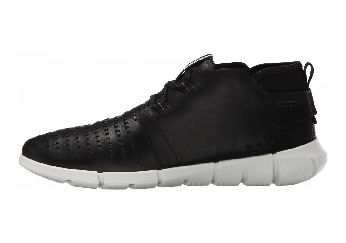 Ecco Intrinsic Chukka Black