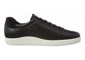Ecco Soft 1 Sneaker Black (Black/Black 51052)