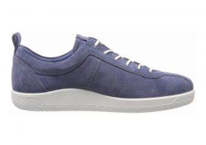 Ecco Soft 1 Sneaker Blue