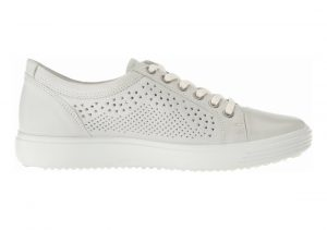 Ecco Soft 7 Trend Tie Shadow White