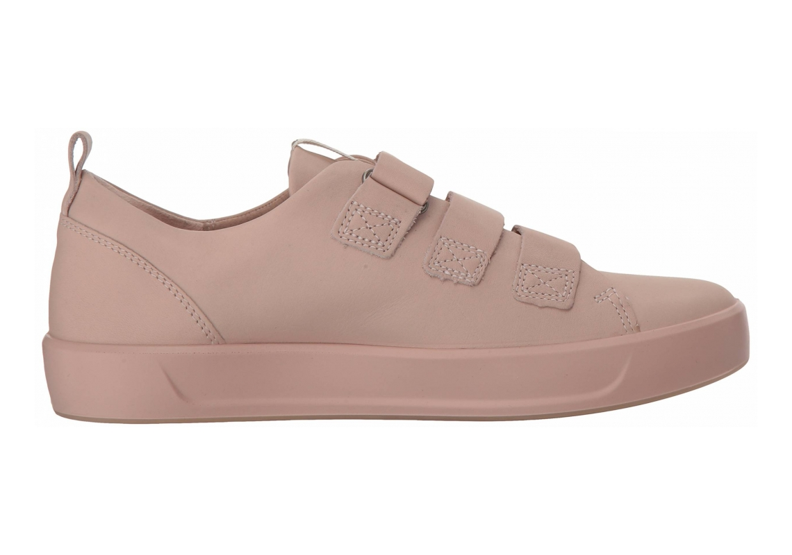 Ecco Soft 8 Strap Rose Dust