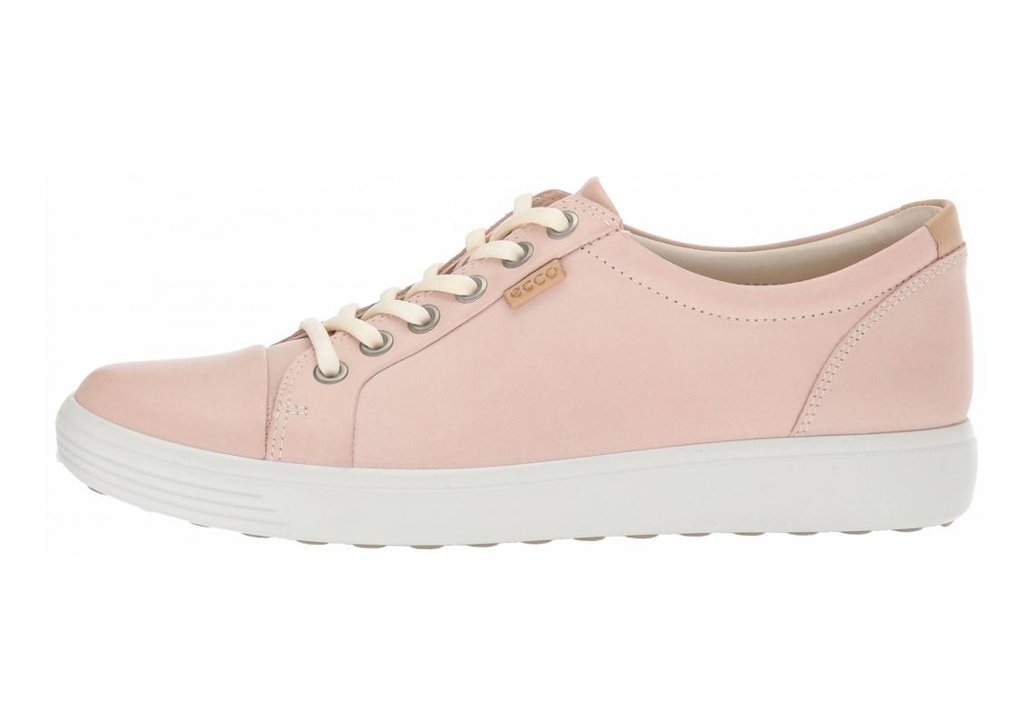 Ecco Soft 7 Sneaker Pink (Rose Dust)