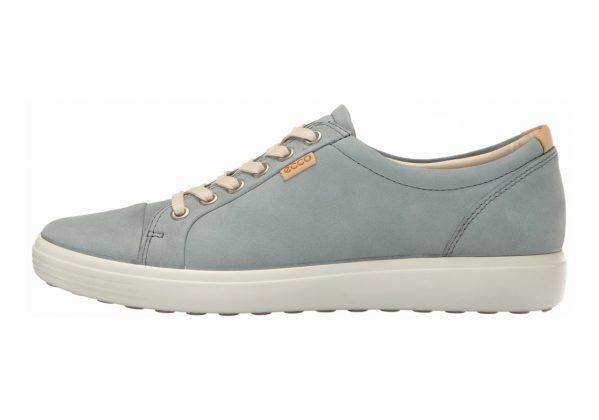 Ecco Soft 7 Sneaker Blue