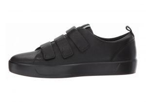 Ecco Soft 8 Strap Black/Black