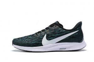 Nike Air Zoom Pegasus 36 Black White Green
